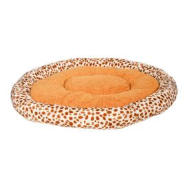 Fluffy Pet Bed - Animal Print super cool Fluffy Pet Bed incredibly soft luxury pet bed