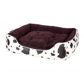 Fluffy Pet Bed is Suitable for cats as well as small to medium sized dogs