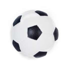8. Football Dog Toy - Ruff 'N' Tumble fabric football, made of a hardy, non-toxic material