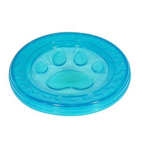 Frisbee Disc Dog Toy, Paws & Claws Pets