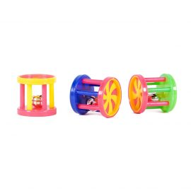Mini Bell Cage Cat Toys Throw or roll it to entice your cat to chase