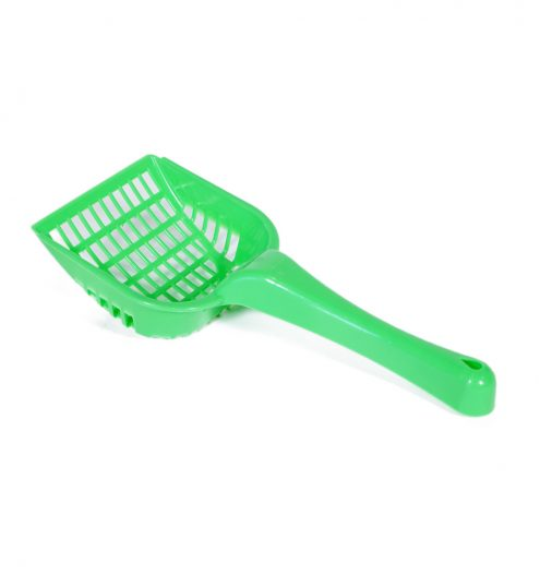 Pet Toilet Scoop for Clumps, Paws & Claws Pets