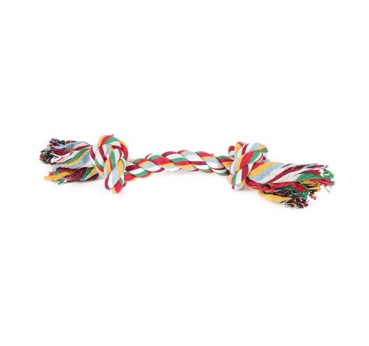 Twisted Frayed Rope Dog Toy, Paws & Claws Pets