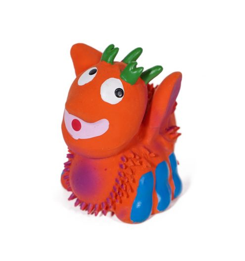 Lil' Monster Doggy Chew Toy, Paws & Claws Pets