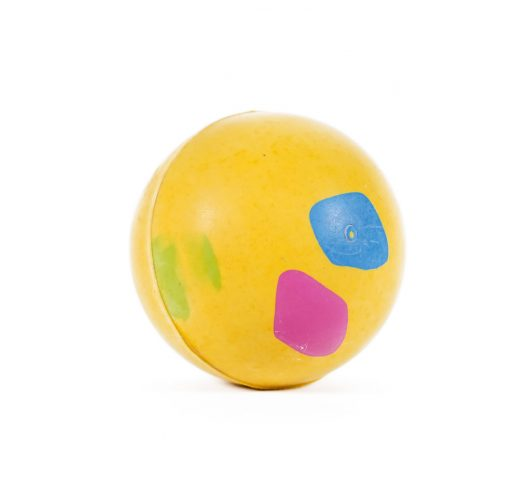 Bouncy Rubber Dog Ball, Paws & Claws Pets