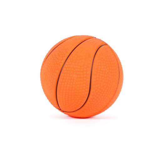 Mini Basketball Dog Toy, Paws & Claws Pets