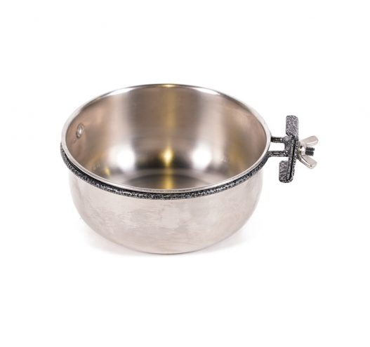 Stainless Steel Travel Bowl, Paws & Claws Pets
